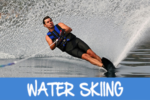 Las Vegas water skiing