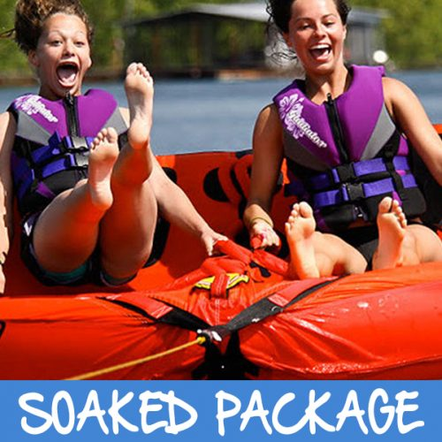 Vegas Water Sports Soaked Package