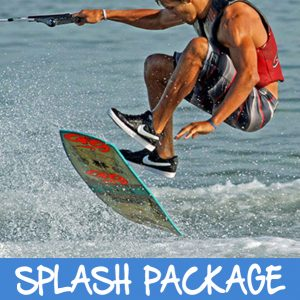 Vegas Water Sports Splash Package