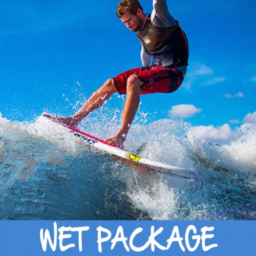 Vegas Water Sports - Wet Package