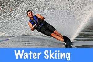 Las Vegas water skiing