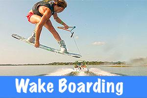 Las Vegas wakeboarding